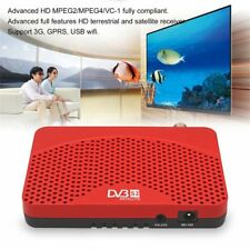 DVB-S2+IPTV+IKS TV Box Top Advanced Full HD Combo Receiver Home Enetertainment