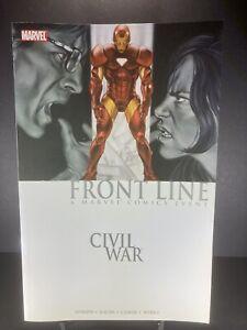 Civil War: Front Line Vol 2 TPB - Marvel