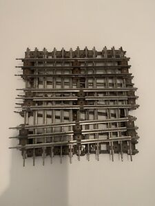 Lot of 11 pieces Lionel OS (O gauge straight) 9 inch track