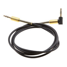 3.5mm Jack Aux Cable 3.5mm Male to Male 90 Degree Right Angle Audio Cable