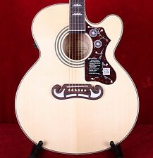 Epiphone EJ-200CE Jumbo Natural Acoustic Electric Guitar J200