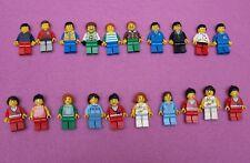 Lego City Figur x20 Mensch Konvolut