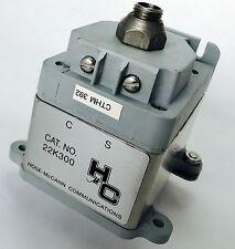 22K-300 Magneto Generator/MST, Hose-Mccann Communications