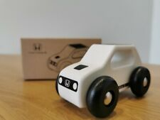 """GENUINE HONDA """"E""""  ELECTRIC VEHICLE WOODEN MODEL TOY (COLLECTORS ITEM)"""