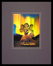 Walt Disney Brother Bear Brother Bear Poster Bild Kunstdruck & Alurahmen 50x40cm
