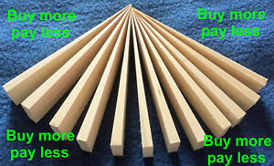 Wooden Wedges Shims 200x38mm irreplaceable for leveling wooden floor and more