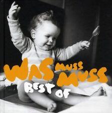 HERBERT GRÖNEMEYER Was Muss Muss -Best Of (Sonderedition, 2CDs+DVD) Box-Set NEU