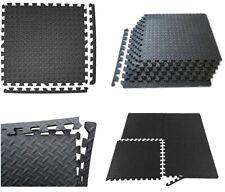 48 Square Feet Interlocking Eva Foam Mats Tiles Gym Play Garage Floor Mat 10mm