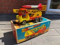 Strenco ST1100 Raketen Transporter In Its Original Box - Excellent Working Rare