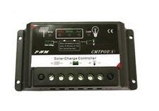 10A AMP PV Solar Charge Controller PWM Für: 12V Volt Sonnenkollektor Batterie RV