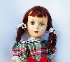 "GORGEOUS!!! Vintage Madame Alexander ""Margaret O'Brien"" Composition Doll 18"""