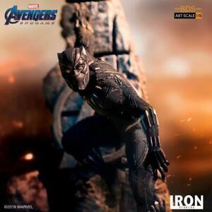 Black Panther BDS Art Statue 1/10 Avengers: Endgame Iron Studios MARCAS18119-10