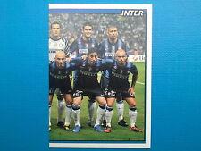 Figurine Calciatori Panini 2010-11 2011 n.219 Squadra Inter