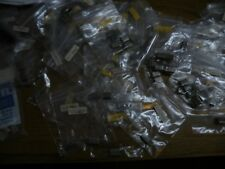 RADIO FREQUENCY CRYSTALS APPROX 50 PACKETS AMATEUR RADIO HAM RADIO REPAIRS CONST