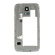 Carcasa trasera marco plata chasis Samsung Galaxy S5 G900f