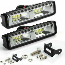 2X 12V 48W LED Work Light Bar Flood Spot Lights Driving Lamp Offroad Car SUV