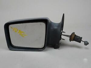 1987 - 1990 CHRYSLER VOYAGER MANUAL MIRROR SIDE VIEW DOOR SIDE DRIVER LEFT LH