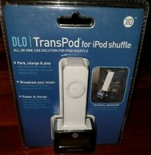 TransPod For ipod Shuffle-ALL IN ONE SOLUTION FOR IPOD SHUFFLE