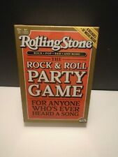 Rolling Stone Rock-n-Roll Party Game Big Potato Games 2019