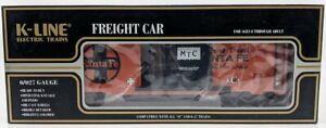 "K-Line K90010 O Gauge Santa Fe ""Collector;s Club"" Steel Sided Classic Reefer EX"