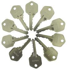 Kwikset Rekey 10 Same Master Keys 5 Pin Locks Rekeying Pins Locksmith Key Kits