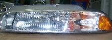 Used Dodge Stratus 95-96 Headlight Headlamp Assembly Clear Lens Front Left Side