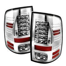 Tail Lights Dodge Ram 1500 2009-2012 Ram 2500 3500 2010-2012 LED - Chrome