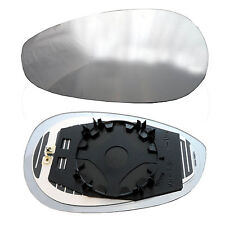 Fiat Grande Punto Evo Spiegelglas Konvex beheizbar Chrom Links