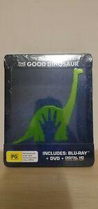 The Good Dinosaur bluray Steelbook brand new and sealed