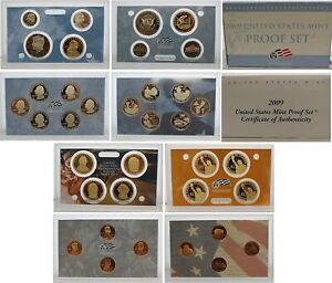 2009 US Mint Proof Set