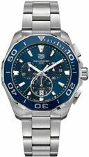 TAG Heuer Formula 1 CAZ1010.BA0842 Chronograph Titanium Men's Wristwatch - Silver/Black