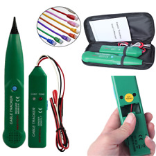 Ms6812 Cable Tracker Tester Professional Line Wire Network Tester Tracer Set Kit