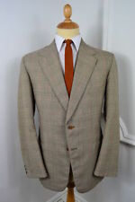 Check Two Button Unbranded Regular Suits & Tailoring for Men