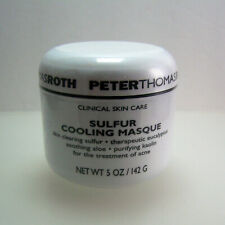 Peter Thomas Roth Sulfur Cooling Masque Large (5oz. / 142 G) New Sealed USA made