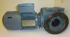 SEW Getriebemotor 0,37 kW 25 U/min Bremse Schneckengetriebe Elektrogetriebemotor
