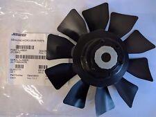 "New OEM Genuine Hydro Gear transmission 7"" inch fan (10 BLADE) W/ INSERT 53823"
