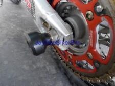 HUSQVARNA TE 510 310 CRASH MUSHROOM REAR AXLE SWING ARM SLIDERS  BOBBINS NEW S2T