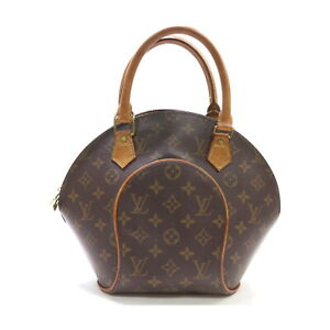 Louis Vuitton LV Hand Bag Ellipse PM M51127 Browns Monogram 1134762