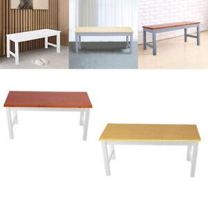 90cm Long Bench Kitchen Dining Seat Bench Hallway Garden Lounge Bench 2 3 Seater