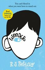 Wonder Paperback – by R J Palacio New Paperback - Book
