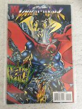 Knighthawk #2 Windjammer Comics