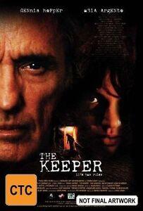 The Keeper DVD 2004 Dennis Hopper - Asia Argento