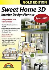 Sweet Home 3D Premium Edition - Interior Design Planner with an additional 11...