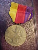 ORIGINAL PRE WWI NY SPAN AM WAR SERVICE MEDAL - NUMBERED