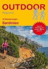 32 Wanderungen Sardinien von Markus Meier und Janina Meier (2017, Taschenbuch)