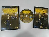 The Sting ! El Golpe del Siglo - Juego para PC CD-Rom Edicion España PAL