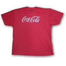 """Coca Cola Men's Short Sleeve T-shirt """"Coca Cola Reg. US. PAT. OFF."""" NWOT"""