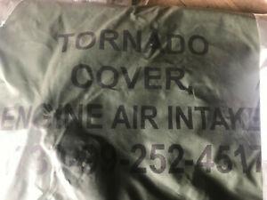 Tornado Aircraft Intake Covers. NSN: 1730-99-252-4517. Ex MOD