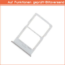 Für Huawei P40 Lite Sim Karten Tray Halter Sim Tray Grau