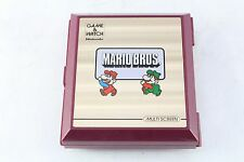 Nintendo Game & Watch Mario Bros Multi Screen Fully Tested Good Cond MW-56
